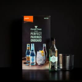 "Spirit in the Sky: EasyJet and Fever-Tree team up with ""premium gin bar"" at 30,000 feet"
