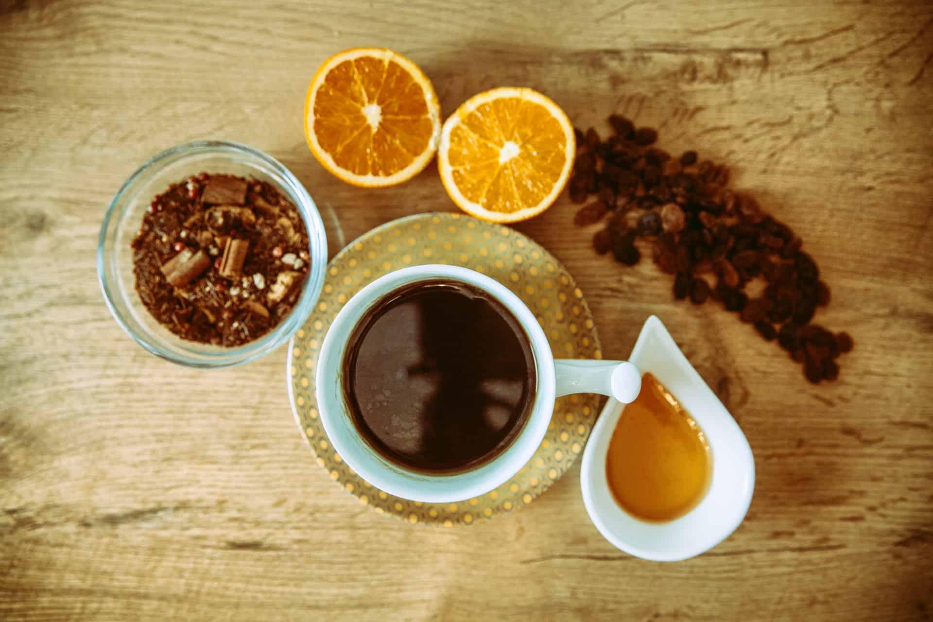 Hot Gin Toddy: a true winter warmer