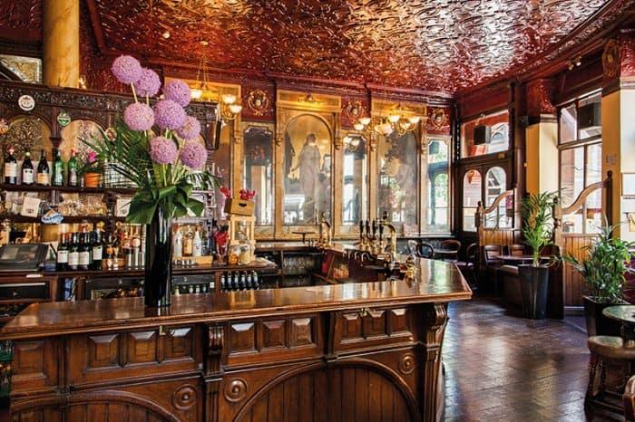 gin palaces