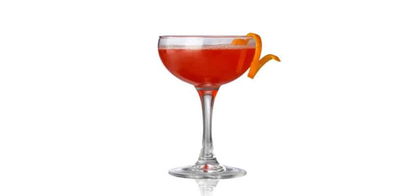 The Monkey gland cocktail.