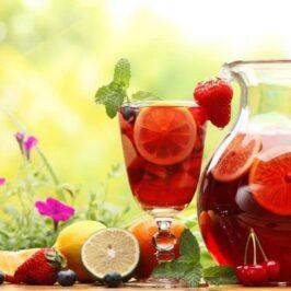 Gin Sangria