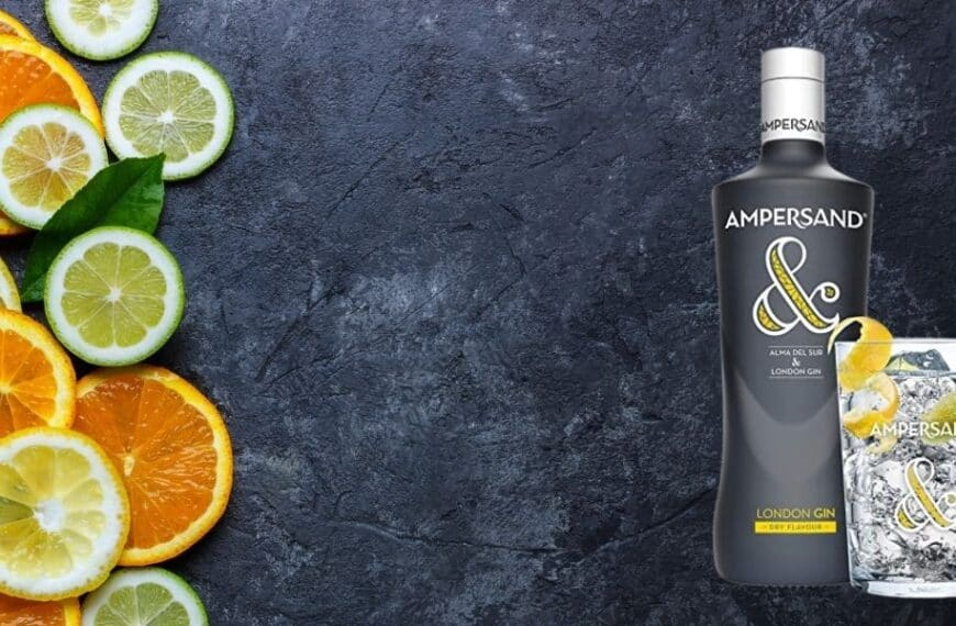 A great value citrus gin for under 15 euros: it can be done!