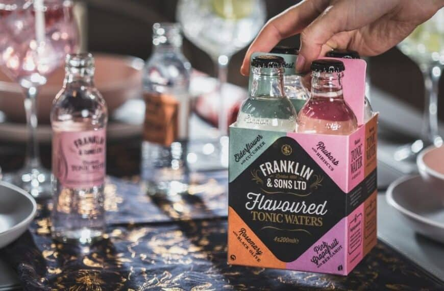 Franklin & Sons: mixing it up with a good tonic water