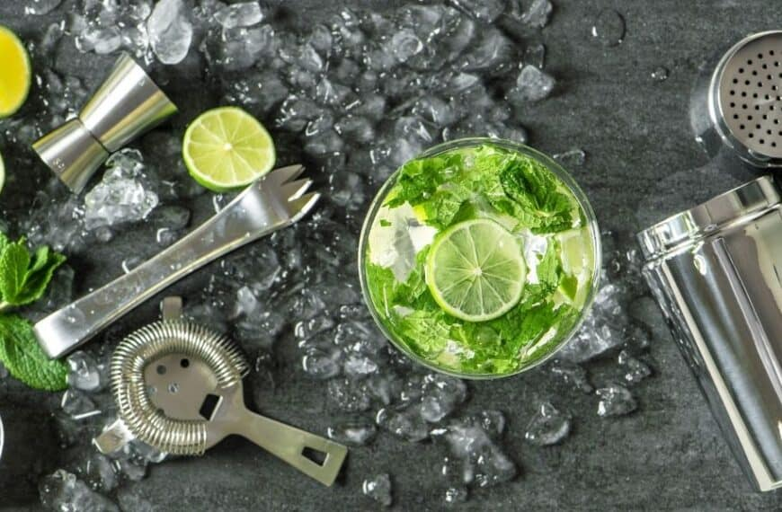 Gin and summertime: introducing The Hugo