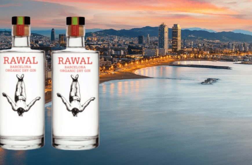 Rawal Gin: a taste of the sea from the beating heart of Barcelona