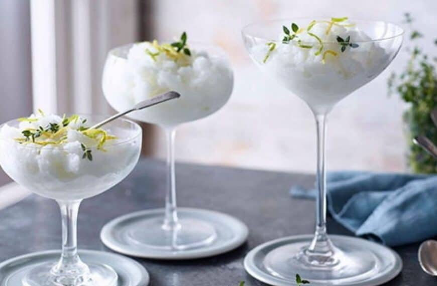 """Gin and tonic granita: a cool drink to get you through the """"dog days"""" of summer"""