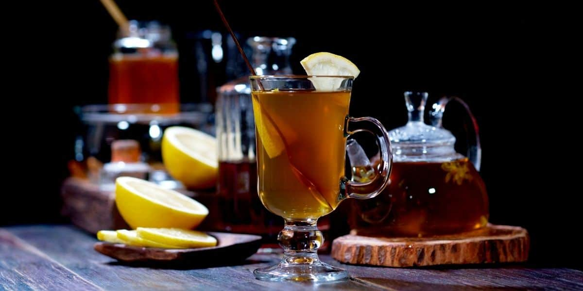 Hot gin toddy: cold comfort from an old friend